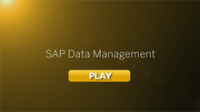 SAP Data Managment